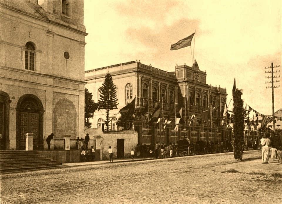 Porto Alegre: Beneficência Portuguesa, 1909