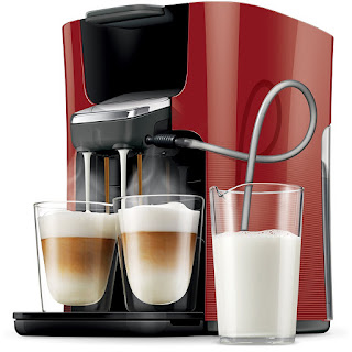 comprar cafetera de càpsula senseo latte duo