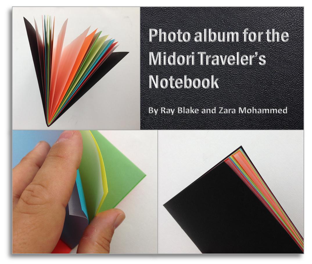 Wide Traveler S Notebook
