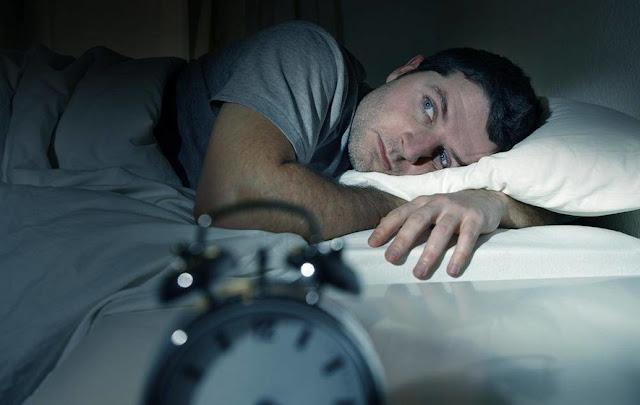 Insomnia Sering Melanda? Gunakan Tehnik ini dalam 30 Detik Langsung Tertidur Pulas