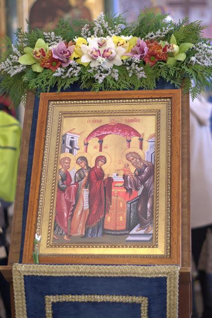 Праздник Сретения в Старостильной Болгарии. ФОТО