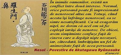Nasul - Povestire de Akutagawa Ryūnosuke