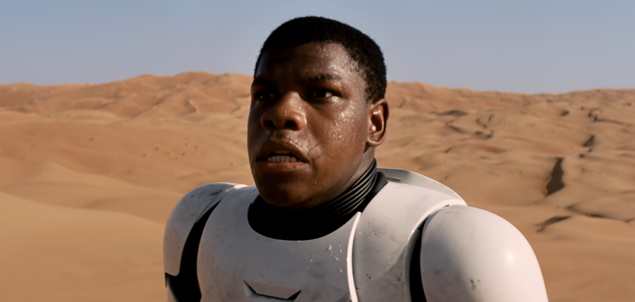 Star Wars: The Force Awakens - John Boyega