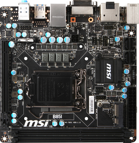 Motherboard Mini ITX