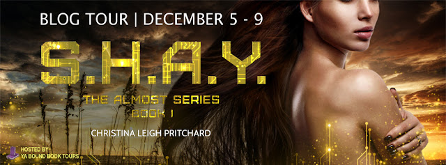 S.H.A.Y. book tour and review