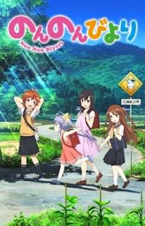 Download Non Non Biyori Batch Subtitle Indonesia BD Episodes 1-12