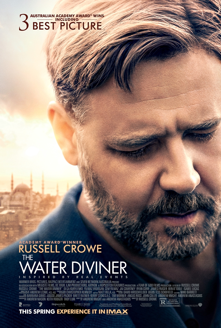 Póster: The Water Diviner