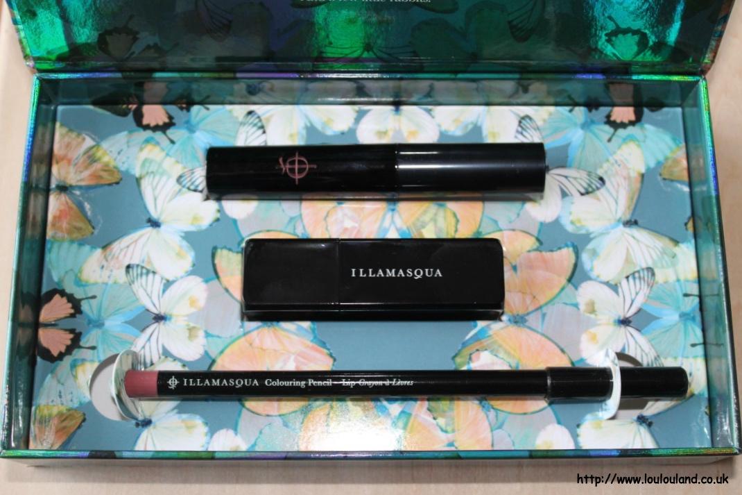 Go Nude Neutral Lip Set by Illamasqua #7