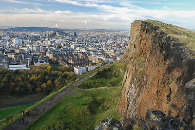 Arthurs Seat, Edimburgo, viajes y turismo