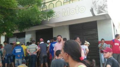 Briga entre duas famílias deixa irmãos mortos a tiros na manhã de hoje em Icó