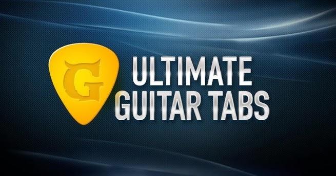 [App] Ultimate Guitar Tabs & Chords V3.4.0 APK