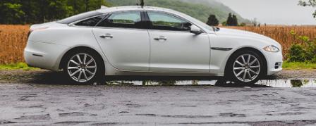 2017 Jaguar XJ Exterior