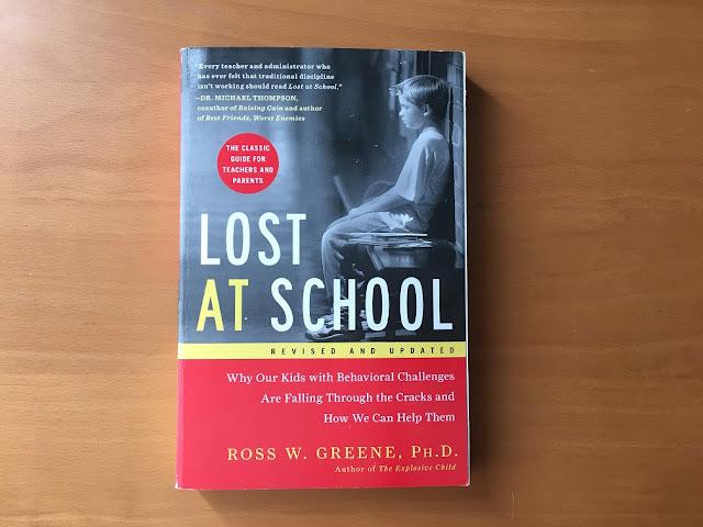 book lost at school