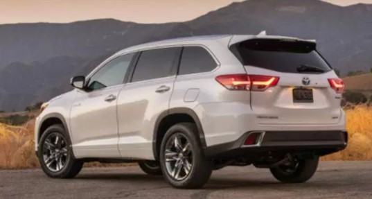 2020 Toyota Highlander Hybrid Limited Test Drive Review