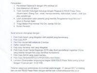 Lowongan Kerja RSUD Pasar Rebo Jakarta 2017