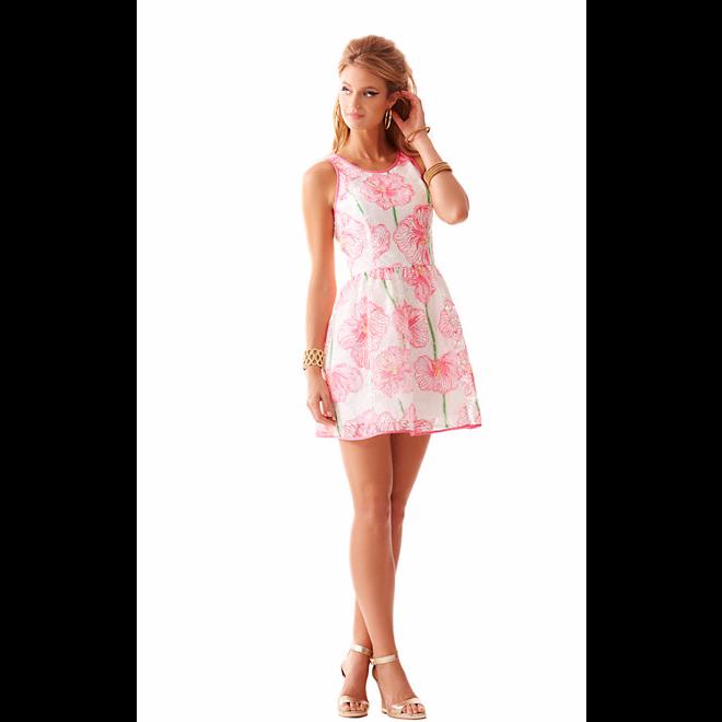 Francesca s Carlynn Off-The-Shoulder Dress.  44. Lilly Pulitzer Darcelle  Full Skirt Party Dress 727efd52e