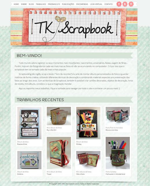site tk scrapbook