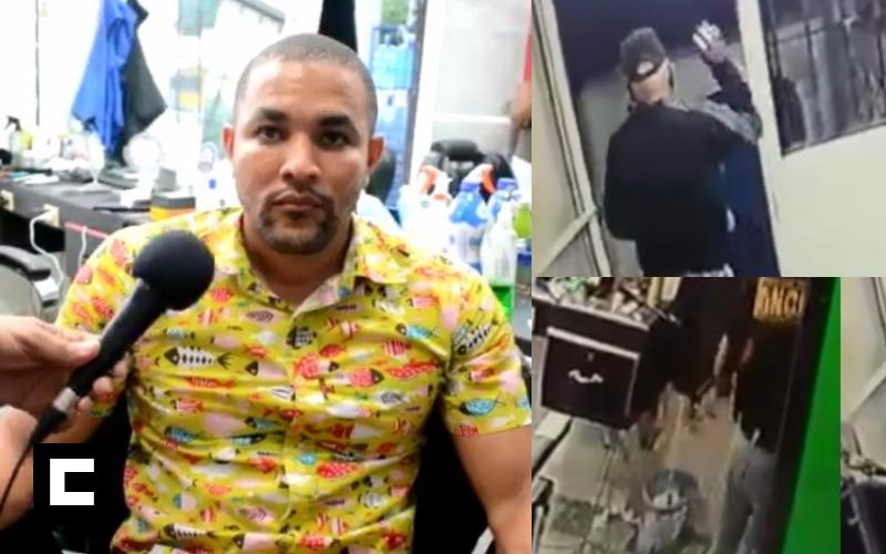 DNCD cambia y suspende dotación tras video en peluquería de Villa Vásquez