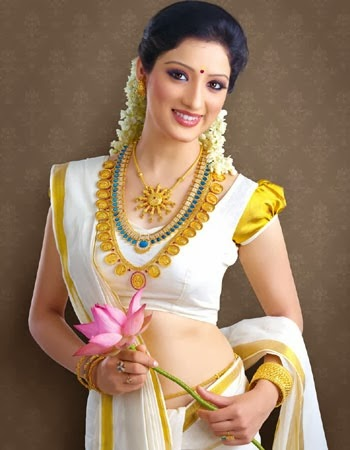 KERALA TRADITIONAL BLOUSE SLEEVE DESIGNS