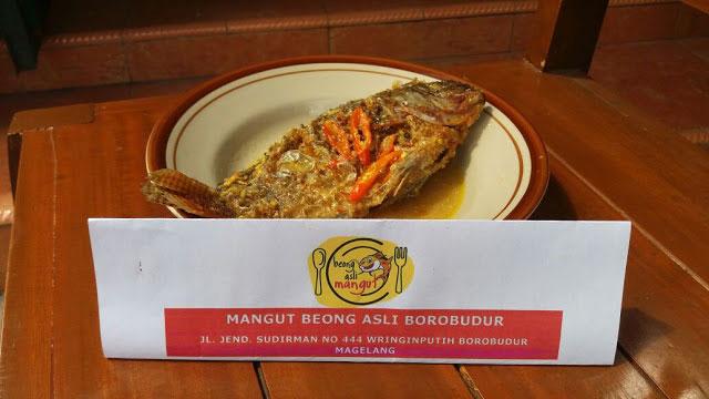 Warung Beong Asli Borobudur