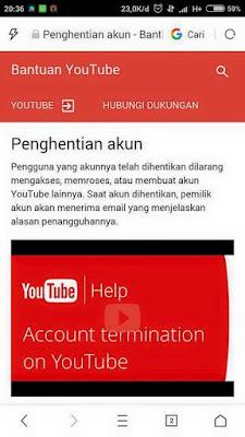 Cara memulihkan video youtube yang tidak dapat diuangkan (dismonetize)