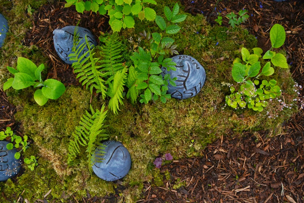 rzeźby do ogrodu