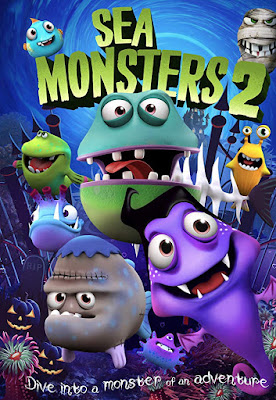 Sea Monsters 2 Poster