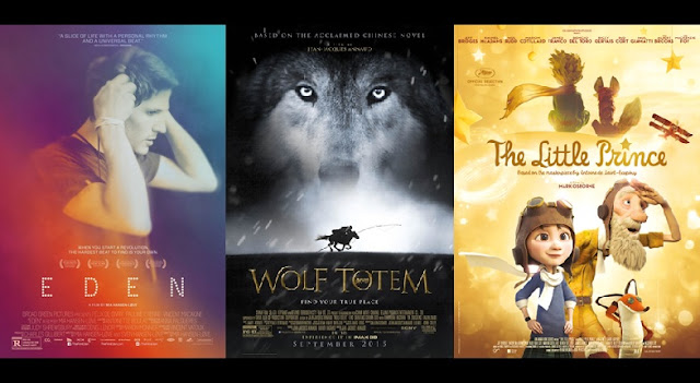 FFF 2016 movie posters