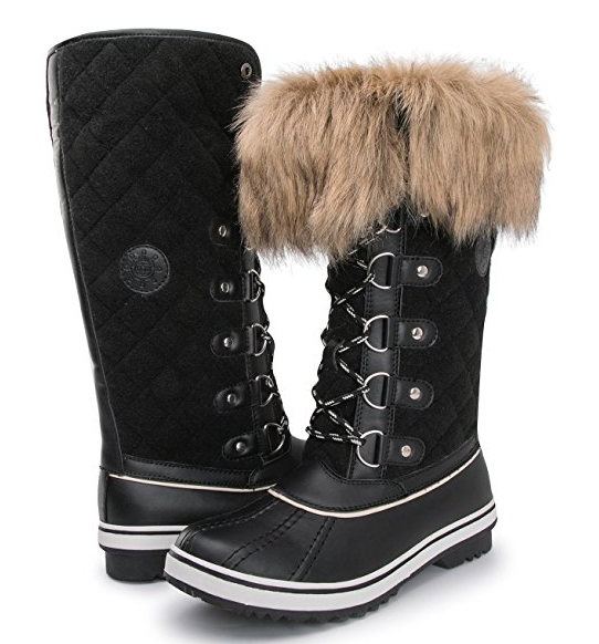 Amazon: Winter Boots only $42 (reg $71) + free shipping and returns!
