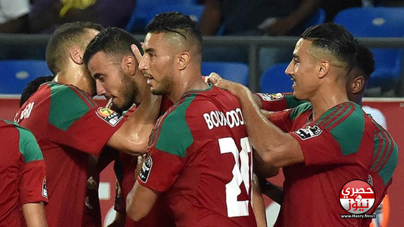 مباراة المغرب وايران