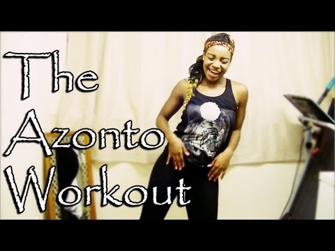 Blog Afro The Azonto Workout pour le cardio