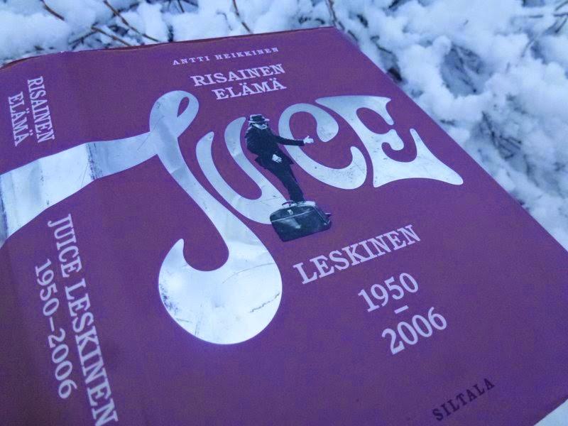 juice leskinen risainen elämä suomalainen kirjakauppa