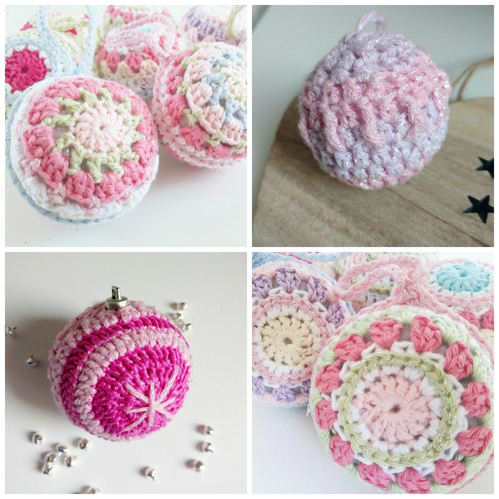Crochet Addict Blog Voor Aan De Haak Met Gratis Kerstballen