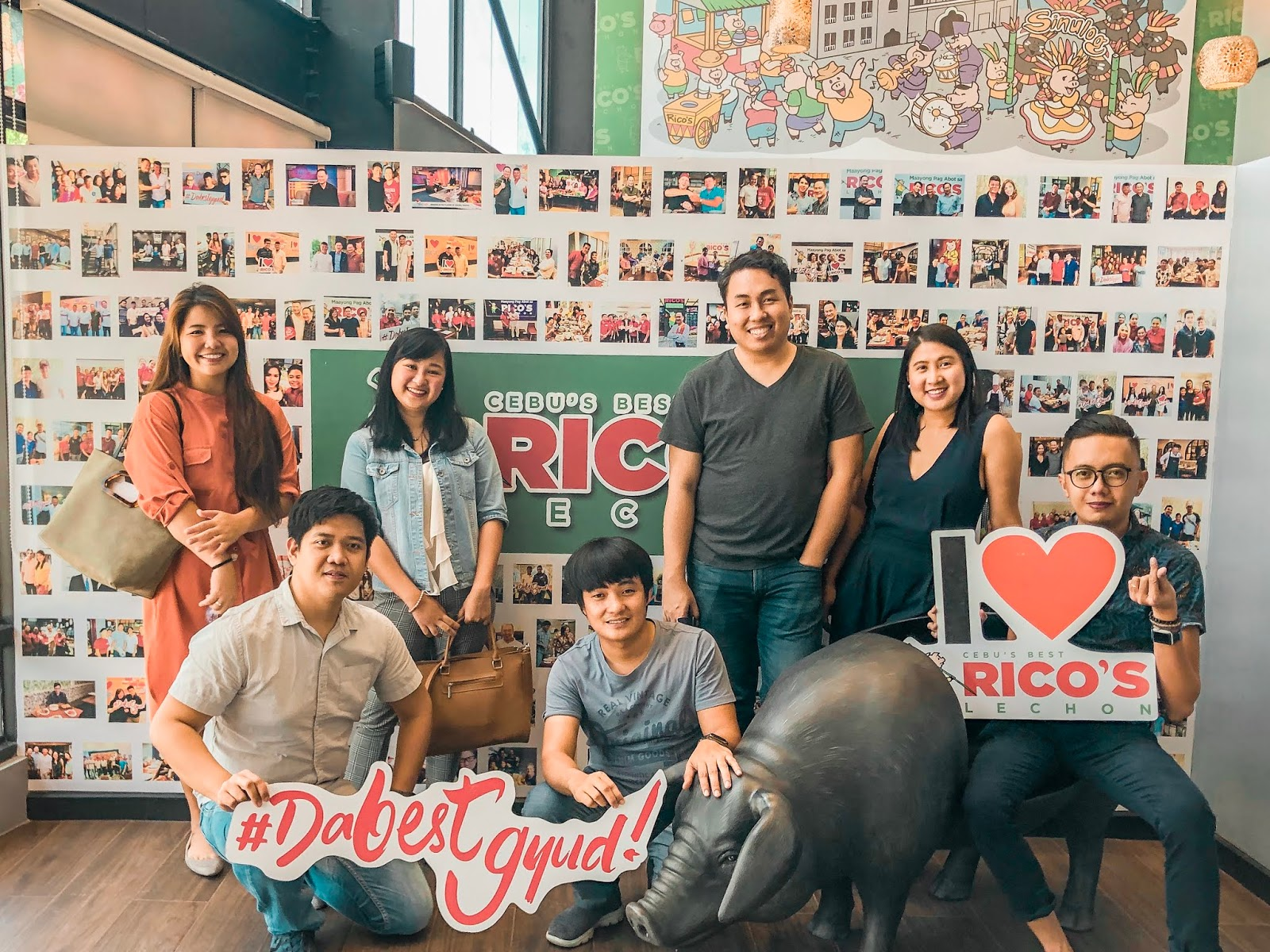 Rico's Lechon: Mandaue Branch, Flagship Store