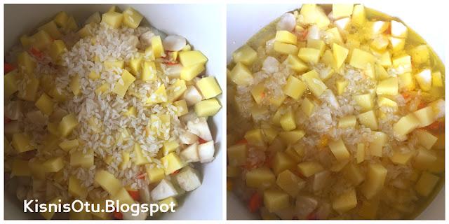Zeytinyağlı, Yer elması, Tarifi, Zeytinyağlı tarifler, vejetaryen, yöresel, glütensiz, sağlıklı, sebze yemekleri, kişniş, otu