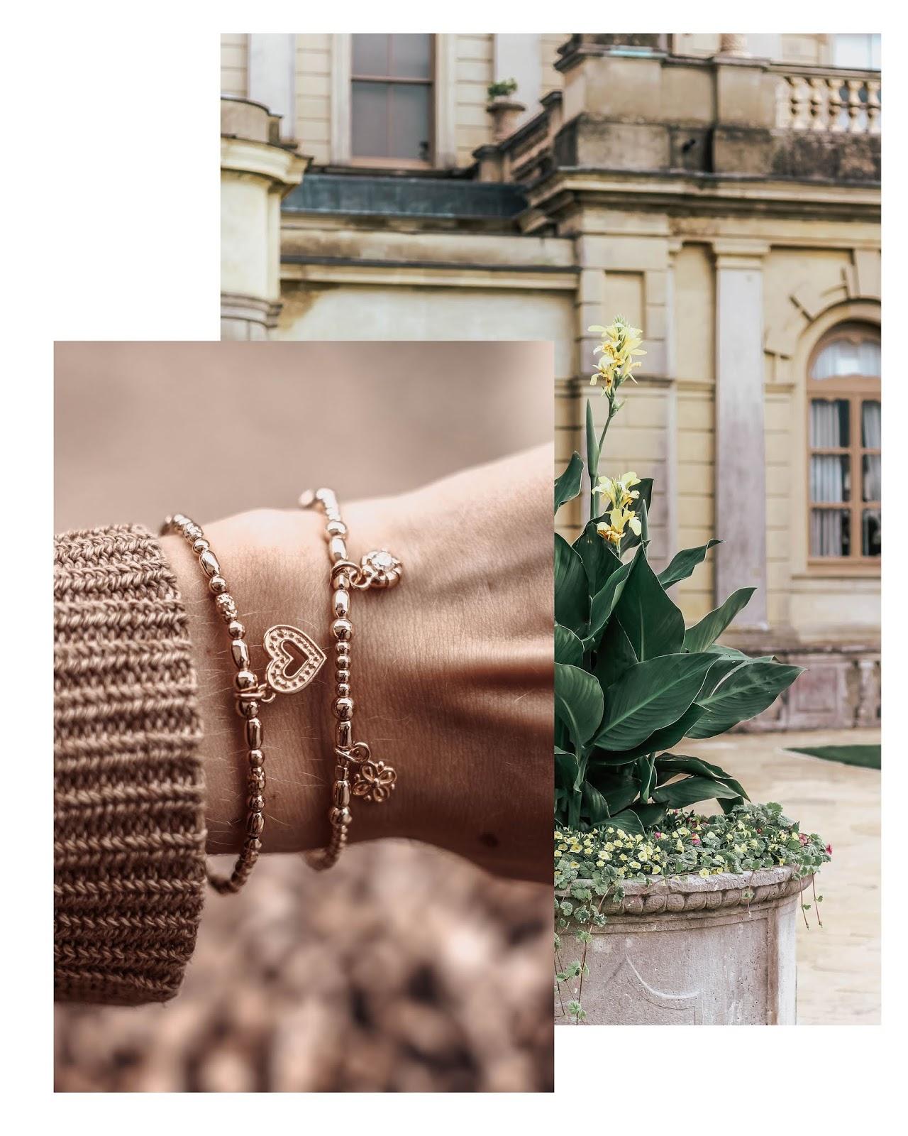 Chlobo Jewellery Ariella Collection Heart & Soul Set of 2