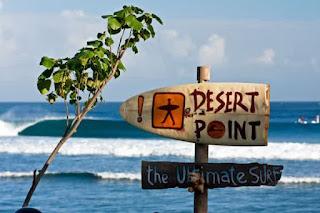 Desert Point (Bangko - Bangko) Lombok
