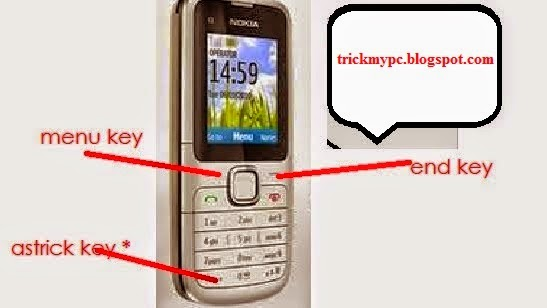 TRICK TO OPEN NOKIA SECURITY LOCK WITHOUT LOCK CODE