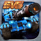 Mad Tanks MOD APK eSports TPS v1.0.48 Original Version Full Update Terbaru 2017 Gratis