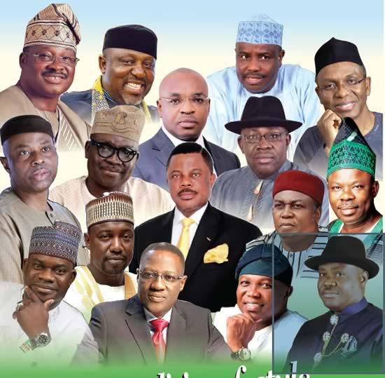 Top 2016 Governors in Nigeria| Lagos| |Ogun|| Cross Rivers|| Anambra|