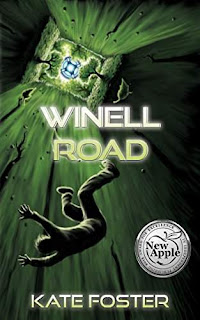 Winell Road - an action-packed sci-fi adventure by Kate Foster