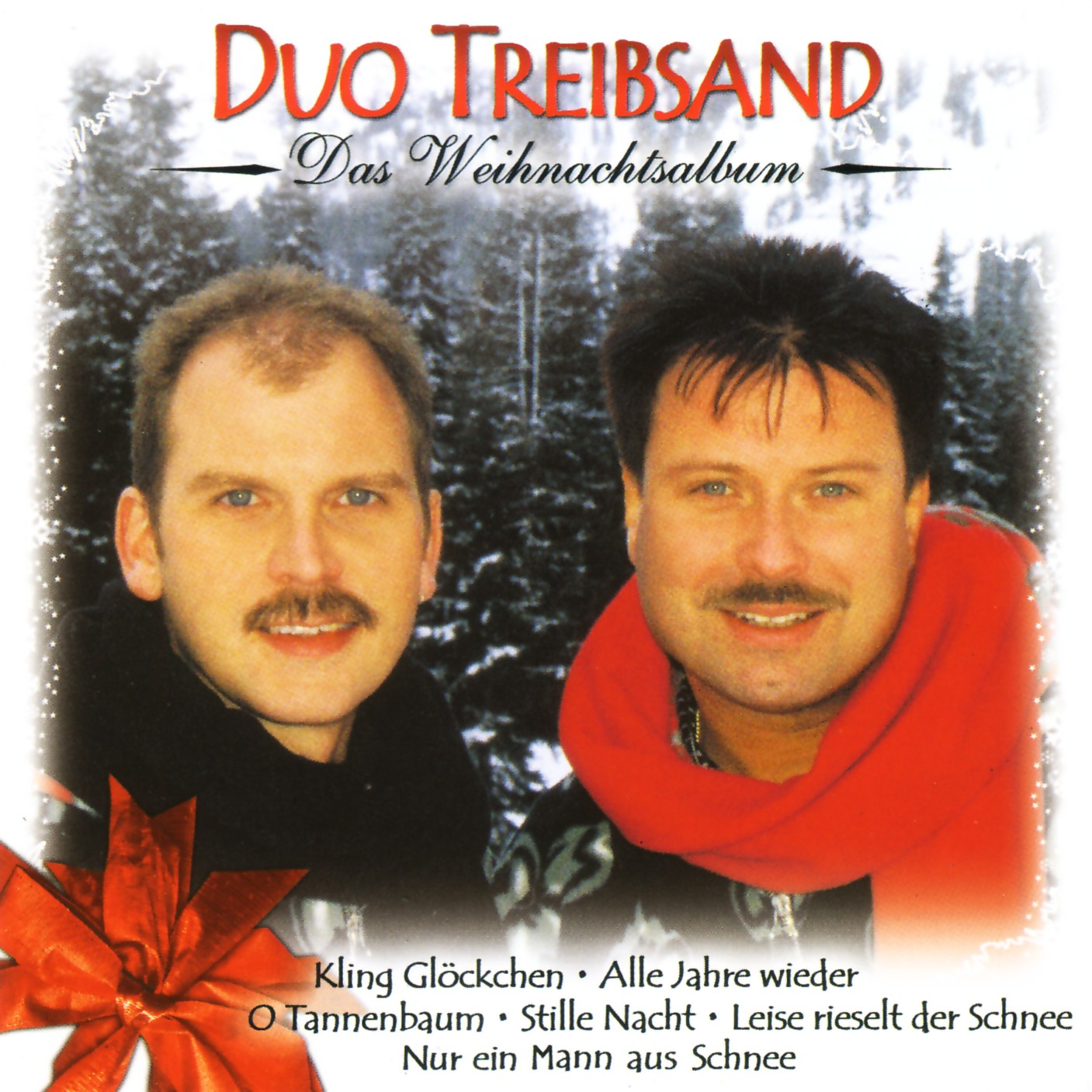 christmas music collection duo treibsand das. Black Bedroom Furniture Sets. Home Design Ideas