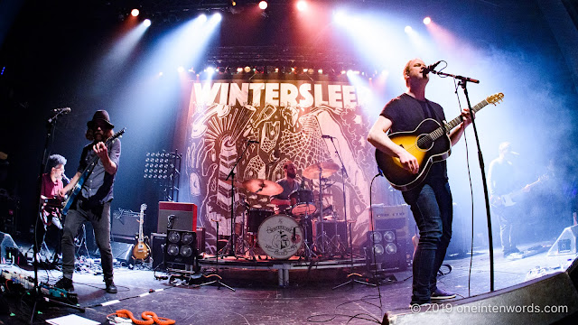 Wintersleep at The Danforth Music Hall on April 13, 2019 Photo by John Ordean at One In Ten Words oneintenwords.com toronto indie alternative live music blog concert photography pictures photos nikon d750 camera yyz photographer