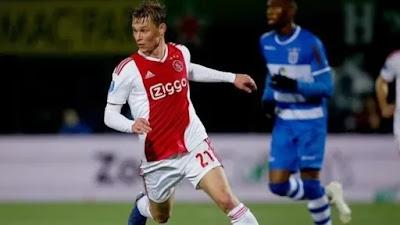 Resmi Gaet Wonderkid Ajax, Barcelona Buat PSG dan ManCity Gigit Jari