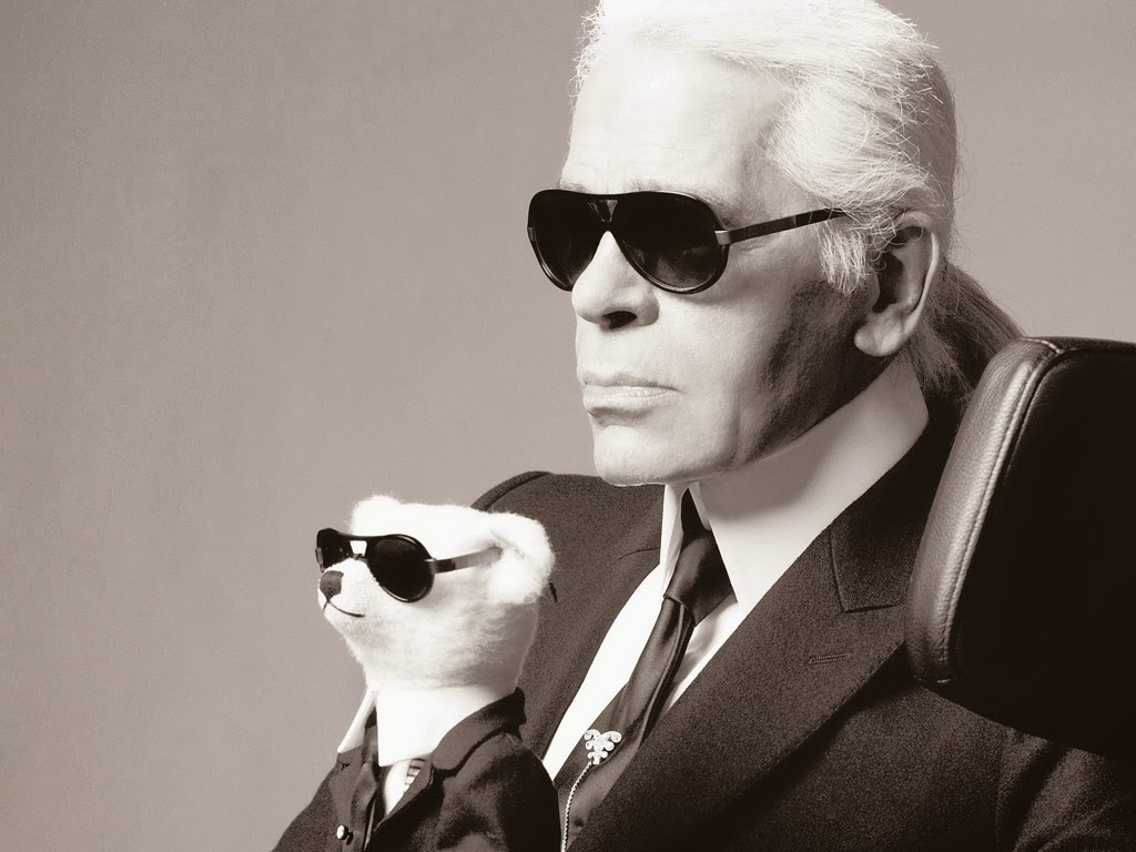 Fashion The Black Girl Karl Lagerfeld Quotes To Live By