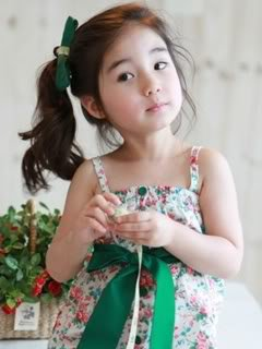 cute baby korea