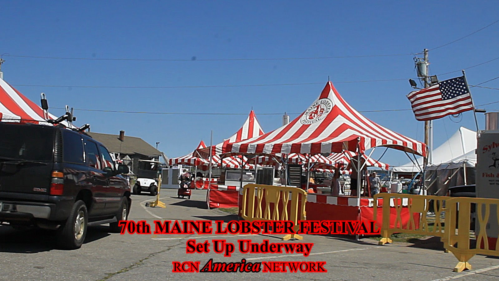 Rocky Coast News: $1 Admission to 70th Maine Lobster ...