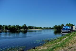 Пінськ. Річка Піна