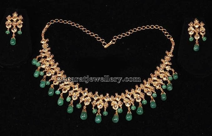 Necklace from Durga Jewellery