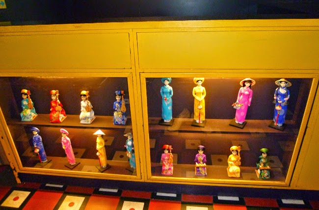 Muñecas vietnamitas